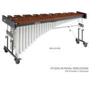 RM 40/V/M Marimba professional, Klangplatten aus African Mututi
