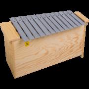 BM 1600 Bass Metallophone für Kinder, Kindergarten, Schule und Musikschule
