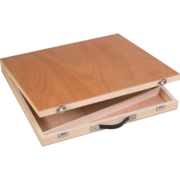 Wooden case BK 3 for KBN Set 3d or 3c