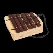 AX 500 Alt Xylophon, pentantonische Instrumente für Kinder, Kindergarten und Musikschule