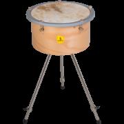 DP 300 Rotary Timpani a - f1, natural skin