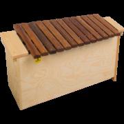 BX 1600 Bass Xylophone für Kinder, Kindergarten, Schule und Musikschule