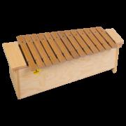 AXG 2000 Alt Xylophone für Kinder, Kindergarten, Schule und Musikschule