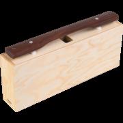Bass-Klangbaustein mit Klangstab aus Palisander c - a1