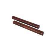 Claves, 1 pair made of Rosewood