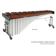 RM 50/M Marimba professional, Klangplatten aus African Mututi
