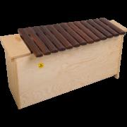 BX 2000 Bass Xylophone für Kinder, Kindergarten, Schule und Musikschule