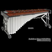 RM 46/M Marimba professional, Klangplatten aus African Mututi