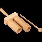 WA Wooden Agogo