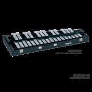 RGST/K/V mit verchromten Klangplatten, g2 - c5