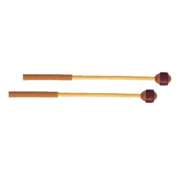 F 24 Mallet, Rosewood/Leather, (X, TE, WO)