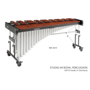 RM 40/V Marimba professional, Klangplatten aus Honduras Rosewood