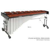 RM 45 Marimba professional, tone bars made of Honduras Rosewood