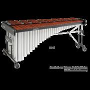 RM 45 Marimba professional, Klangplatten aus Honduras Rosewood