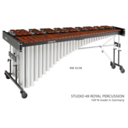 RM 45/M Marimba professional, Klangplatten aus African Mututi