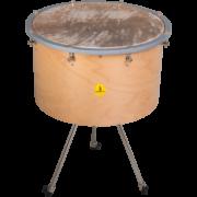 DP 450 Rotary Timpani c - a, natural skin