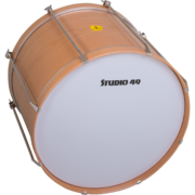 Bass Drum, tuneable