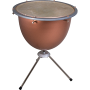 KP 50 Kettle Drum A - f#, natural skin