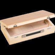 Wooden case for diatonic glockenspiels