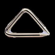 TI 1 Concert Triangle, 10 cm diam.