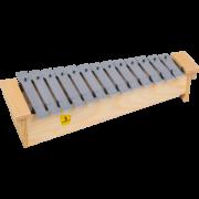 SM 1600 Sopran Metallophone für Kinder, Kindergarten, Schule und Musikschule