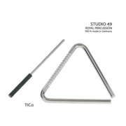TiCo Triangle with contour surface