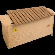 BXG 1000 Bass Xylophone für Kinder, Kindergarten, Schule und Musikschule