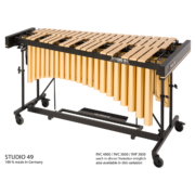 RVP 3030/G Vibraphon, 3 Oktaven
