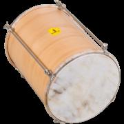 DT 25 Hand Drum, natural skin