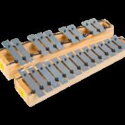 SGc Soprano glockenspiel, chromatic